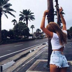 Imagen de girl, outfit, and summer Summer Of Love, Spring Summer, Summer Outfits, Cute Outfits, Foto Instagram, Anna Wintour, Inspiration Mode, Summer Pictures, Summer Vibes