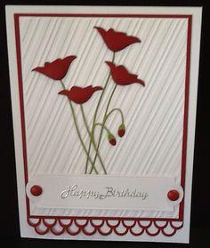 Memory Box poppies