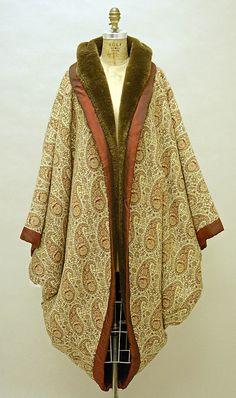 Coat - Romeo Gigli 1989 - Beyond gorgeous. #elf #edwardian #preraphaelite