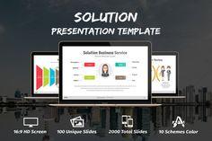 BUNDLE   Powerpoint Template by DesignCorner on @creativemarket
