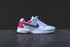 771df5fa70cedb The Cherry Nike Air Icarus Is a Spring-appropriate Retro