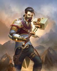 Znalezione obrazy dla zapytania steampunk warrior