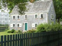 James Blake House - oldest house in Boston
