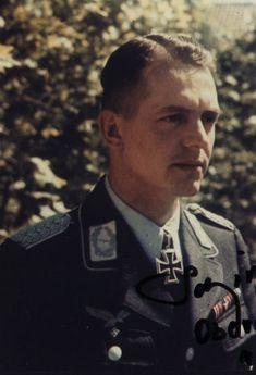 Obersr Gerhart Schirmer, Fallschirmjäger - pin by Paolo Marzioli