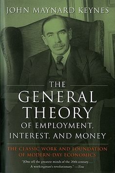 Keynes's ideas took a dramatic change, however, as unemployment in Britain dragged on during the interwar period, reaching levels as high as 20 percent. Keynes investigated other causes of Britain's economic woes, and The General Theory of Employment, Interest and Money was the result