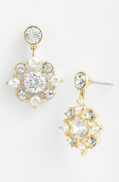 Givenchy 'Aurelia' Drop Earrings available at #Nordstrom