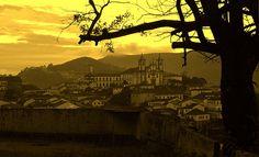 Sunrise in Ouro Preto #Brazil