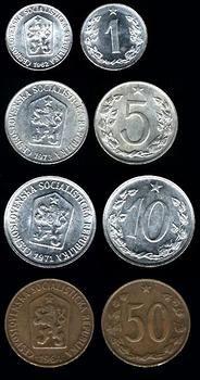 kovové peníze