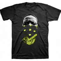 """Limited Edition commemorative """"Legends Never Die"""" Black/Neon Green"""