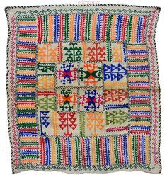Vintage Embroidered Silk Prayer Cloth Hazara People of Bamiyan Afghanistan No 5   eBay