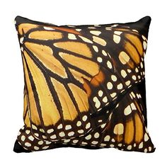 Personalized Butterfly Heart Throw Pillow Cover : 1000+ images about Butterfly Home Decor on Pinterest Retro home decor, Monarch butterfly and ...
