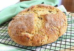 Cinnamon Sugar Soda Bread
