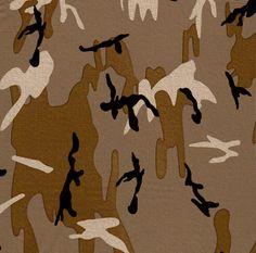 Military Camouflage Pattern - MC-211 - Montana Hydro Image