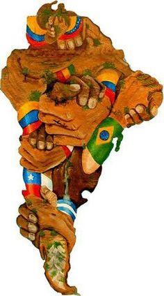 latinoamerica unida - Buscar con Google