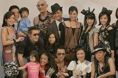 Celebs of MELL Fun Fashion Show