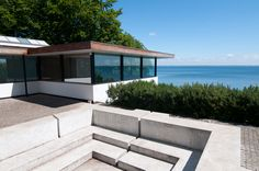 Architecture, Louisiana MOMA, Denmark - Photo Kim Hansen Louisiana Museum of Modern Art