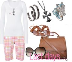 """Last days..."" by carolynsbling on Polyvore"