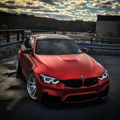 Satin Chrome Red Owner: @f80awm3