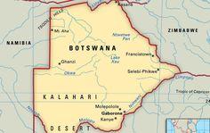 BOTSWANA  CAPITAL:Gabarone  PONTOS DE INTERESSE:Delta do Okavango | Deserto Kalahari  MOEDA: Pula (SCR)  VACINAS: A malária existe no nordeste do país. O sul não é atingido por esta doença mas a existência de mosquitos é abundante. A água da rede pública é potável em todo o país. O Botswana tem uma …