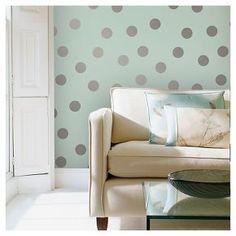 Devine Color Dots Peel & Stick Wallpaper - Horizon and Sterling