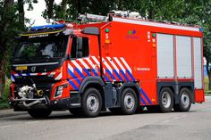 Volvo FMX 8x4 Firefighter