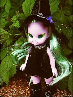 Vintage Kiddo: Beyond Blythe! The Quirky Dolls of the 60s/70s! – Modern Kiddo
