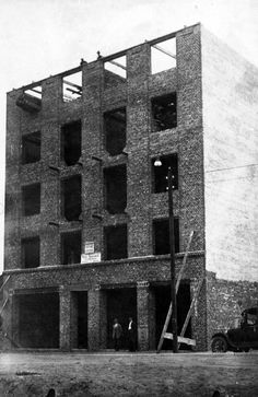 Ul. Świętojańska 69. 1931r.