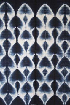 Shibori pleating patterns