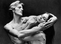 """Jerome Robbins' """"Afternoon of a Faun"""" - Suzanne Farrell and Peter Martins"""
