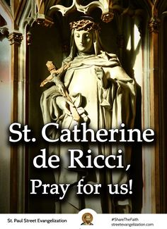 Saint Catherine de Ricci, during her novitiate as a nun, experienced so many ecstasies that she appeared to be asleep during community prayer and routinely dropped plates and food so much that the other nuns began to question her competency.  Eventually they decided that she was OK, and she rose to the post of prioress.