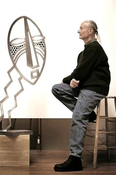 Roy Lichtenstein by Gerard Rancinan