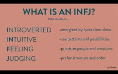 INFJ in Depth — Discover Your Strengths and Make the Most of Your ...