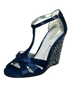 a17a5448fdf2 Kenneth Cole Reaction Navy Blue Wedding Shoes
