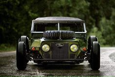Defender & more | landroverphotoalbum:   This is what a #landrover...