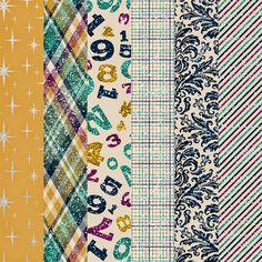 FREE Harper Finch: A little bit of Sparkle Papers Papel Scrapbook, Printable Scrapbook Paper, Digital Scrapbook Paper, Printable Paper, Digital Paper Freebie, Digital Scrapbooking Freebies, Decoupage, Tapas, Paper Beads