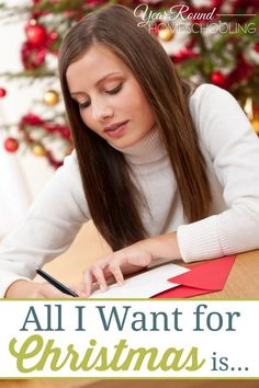 All I Want for Christmas is… - By Misty Leask