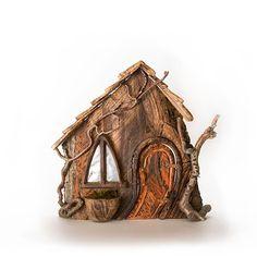 Ol' Wickerstar Fairy Doors, Wooden Hand, Fairy Houses, Ol, Door Handles, Handmade, Decor, Hand Made, Decorating