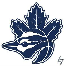 Blue Jay Tattoo, Sports Mix, Sports Teams, Maple Leafs Hockey, Hockey Logos, Hockey Baby, Sports Wallpapers, Toronto Raptors, Toronto Blue Jays