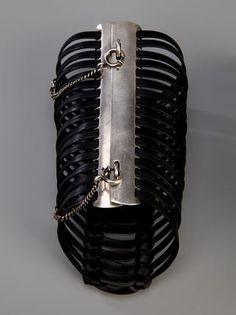 Ann Demeulemeester Cuff Bracelet - - Farfetch.com