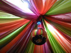 Ideas para decorar el techo...