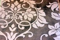 Fabric on wall  Tania Mara Decor - Tecidos em Parede