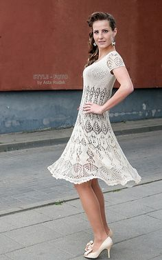 Ravelry: Ligvita's dress