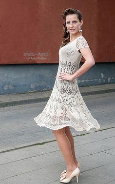 Ravelry: Ligvita's dress