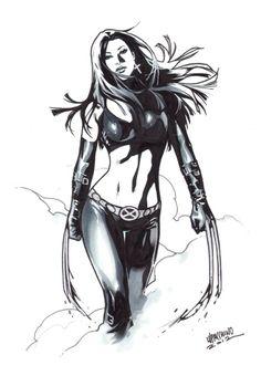 X-23 by Emanuela Lupacchino *