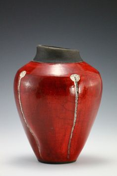 This is one of my favorite raku pieces. This was found under jlwceramics on Etsy. Love it!