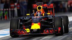 Daniil Kvyat Red Bull 2016