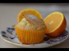 Videoreceta: Magdalenas de naranja. Claves para hacer las mejores magdalenas – Bocados Divinos Cake Pops, Orange Muffins, Sweet Recipes, Sweets, Cookies, Breakfast, Desserts, Food, Croissants