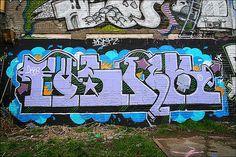 グラフィティ/graffiti : ストリートアートで世間へメッセージを発信し続けるEscifの壁画 - NAVER まとめ