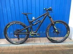 Santa Cruz Nomad 3 CC - Stapfn's Bike Check - Vital MTB
