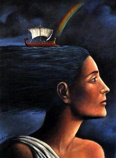 BY RAFAL OLBINSKI...........PARTAGE OF MAGGIE GILMER..............